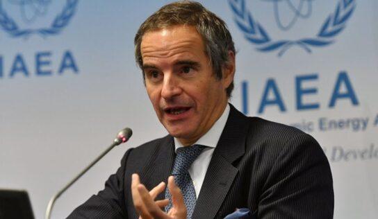 IAEA Chief Visits Tehran to Revive Nuclear Deal