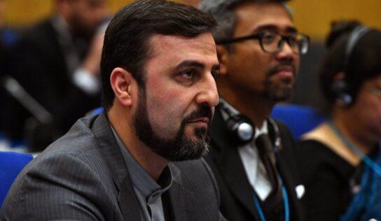 Gharibabadi Slams IAEA for Inaccuracy on TESA Karaj Complex Report