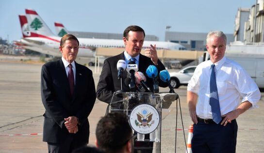 US Senator in Beirut: Lebanon in a State of Free Fall