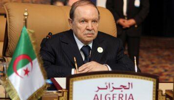 Former Algerian President Bouteflika Passes Away
