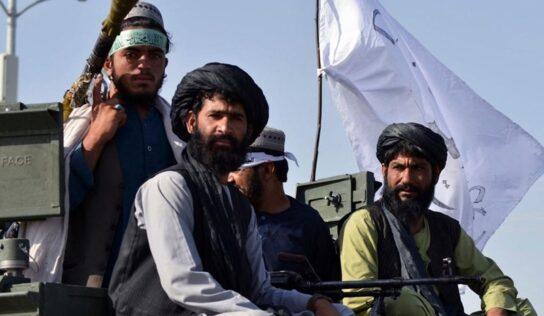 Taliban Parades Captured US Equipment in Kandahar