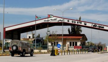 Jordan to Reopen Border with Syria Next Wednesday