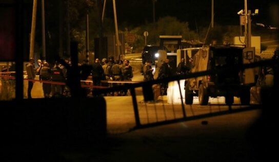 Confrontations Erupt between Palestinians and the Occupation in Jenin