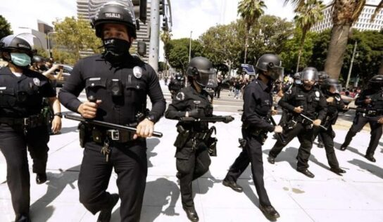 LAPD is Monitoring Activists Via Social Media Platforms