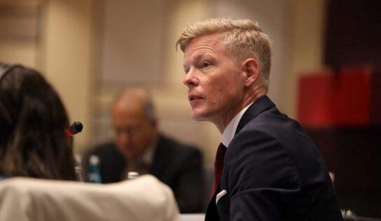 Hans Grundberg Appointed New UN Envoy to Yemen