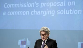 EU Proposes Same Charger for All Phones