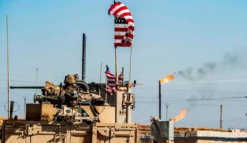 US Occupation Forces in Syria Transport ISIS Members to a US Base