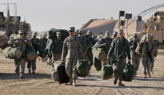 Packing up: US to leave Iraq and Syria