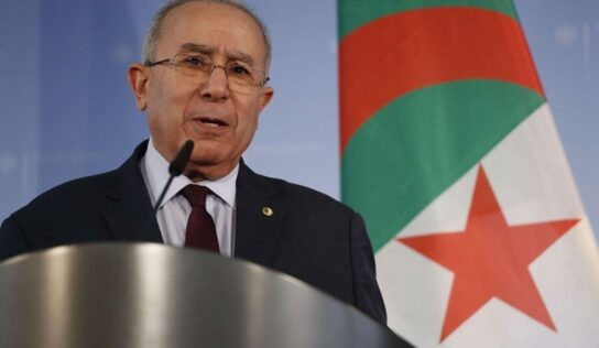 """Lamamra: Algeria Handling Discords with Morocco in a """"Civilized Way"""""""