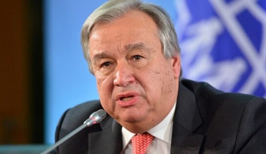 UN Chief Warns of Afghanistan-like Situation in Sahel
