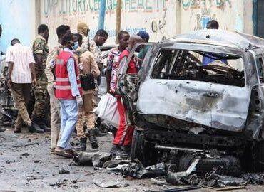 Car Bomb Kills 8 in Somalia Near Presidential Palace