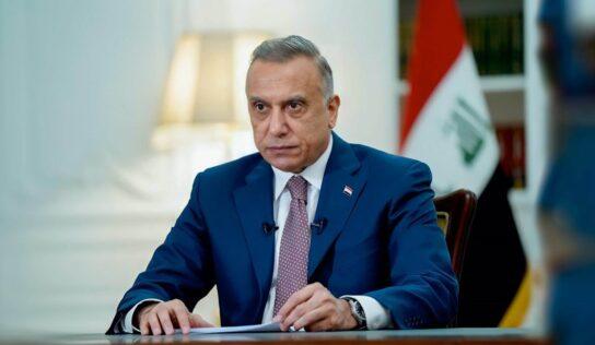 Al-Kadhimi Urges Iraqis to Obtain Voter's Card