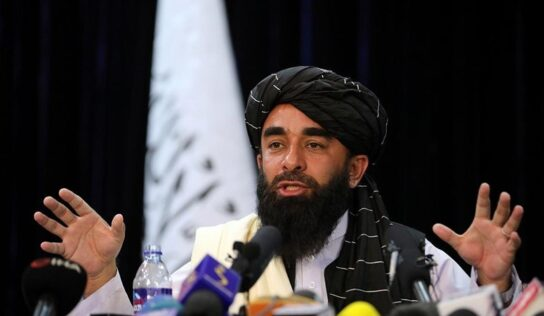 Taliban Spokesperson Talks About Women's Role in New Government