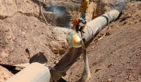 Syrian Oil Ministry: Arab Gas Pipeline Back in Service