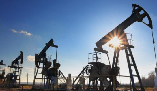 Oil Prices Drop from Multi-Year High .