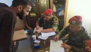 Processes of settling gunmen status completed in Daraa countryside