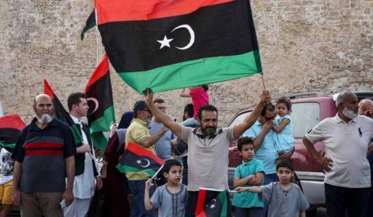 Libya Parliament Passes Law on Legislative Elections.