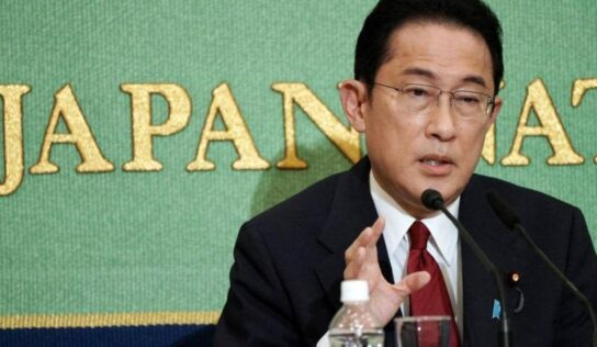 Japan's Kishida 'Ready' to Meet With N. Korea's Kim Without Preconditions .