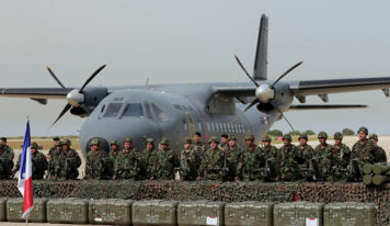 FRENCH AIR FORCE LOOSING ABILITY TO FLY