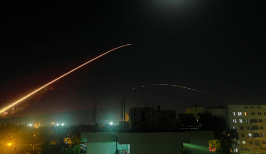 military source: Syrian air defenses confronted Israeli aggression  .