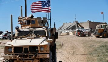 US Officials: Iran Behind Attack on US Base in Syria