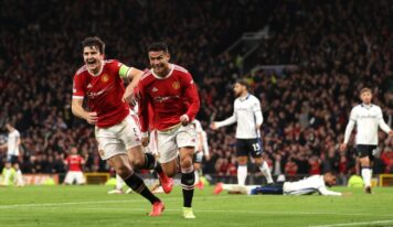 'Never Give In' is part of United's DNA: Solskjaer