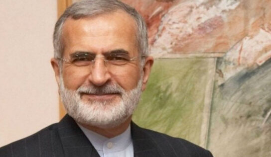 Iranian ex-FM advises Azerbaijan against trying to buy security from foreigners .