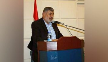 Liberated Syrian Prisoner Medhat al-Saleh Martyred After Being Targeted by Israeli Occupation .