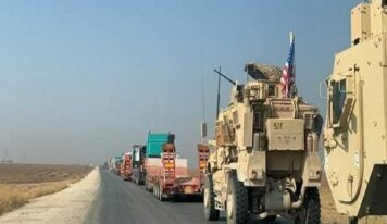 US military logistics convoy targeted in SE Iraq
