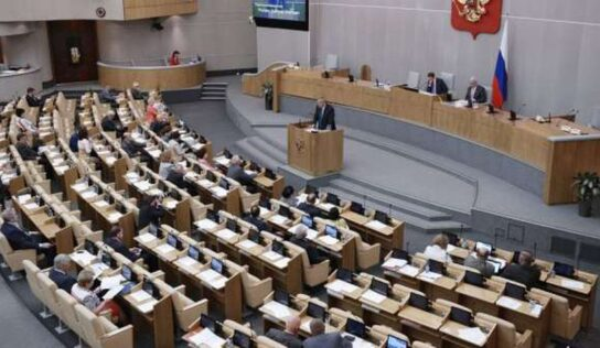 Russia working to extinguish Western-stoked political strife — lawmaker .