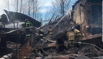 Search operations at site of explosion in Ryazan Region over — source