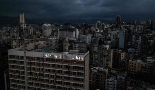 Lebanon in COMPLETE DARKNESS after 2 power stations shut down, blackout will 'continue for few days' .
