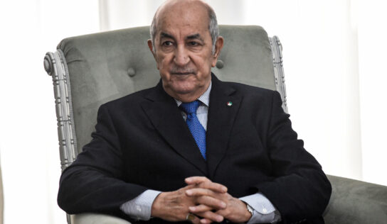 France Must Forget Algeria Was Once a French Colony: Tebboune