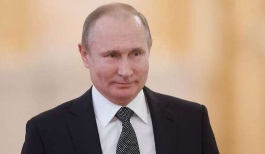 Putin: 'Hysteria, Confusion' in Europe's Gas Markets Caused by Premature Shift to Alternative Energy .