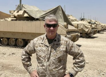 US forces consolidate in Jordan