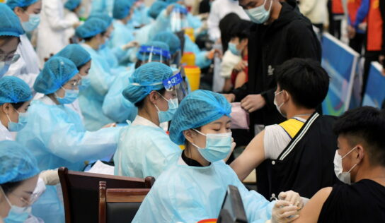 Beijing rolls out Covid-19 booster jabs to its residents as Winter Olympics loom, after China passes 1bn vaccinated milestone
