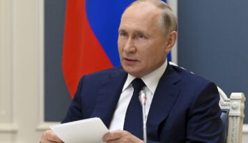 The World According to Vladimir Putin