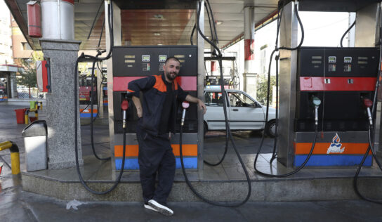 Official: 80% of gas stations returns to service in Iran after cyberattack