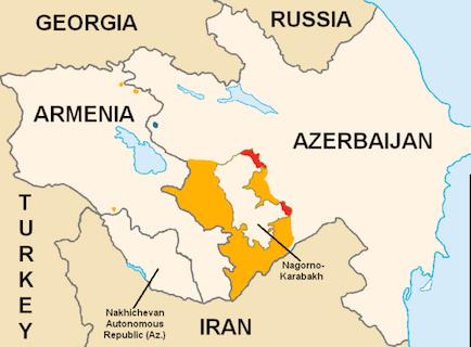 Turkey, Israel, and Azerbaijan create tensions for Iran