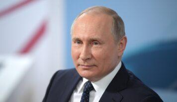 Putin congratulates Mirziyoyev on convincing victory in Uzbekistan's presidential polls
