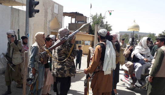 Taliban arrests 11 ISIS members in Kabul after explosion outside mosque