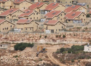"""""""Israel"""" to Approve Constructing 3,000 Illegal Settlement Units in West Bank"""