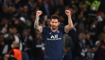Messi scores back-to-back goals to earn PSG 3-2 win against Leipzig