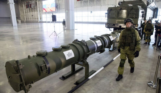 US Asks Russia to Remove Missiles 'Violating' Treaty Which Washington Unilaterally Scrapped