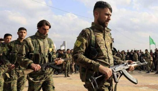 One civilian martyred, others kidnapped by QSD militia in Deir Ezzor .