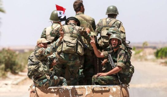 Operation of settling status of a number of gunmen, the wanted in a number of areas, Daraa countryside starts