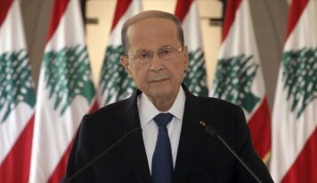 Lebanese President : The country can't tolerate differences in the street.