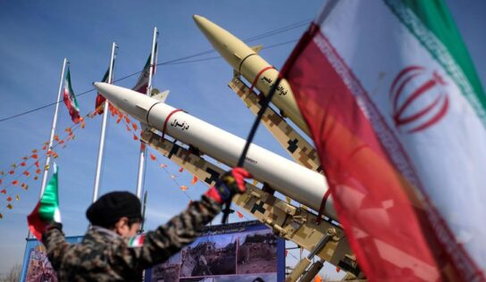 Iran Holds Military Exercise in Country's Northwest